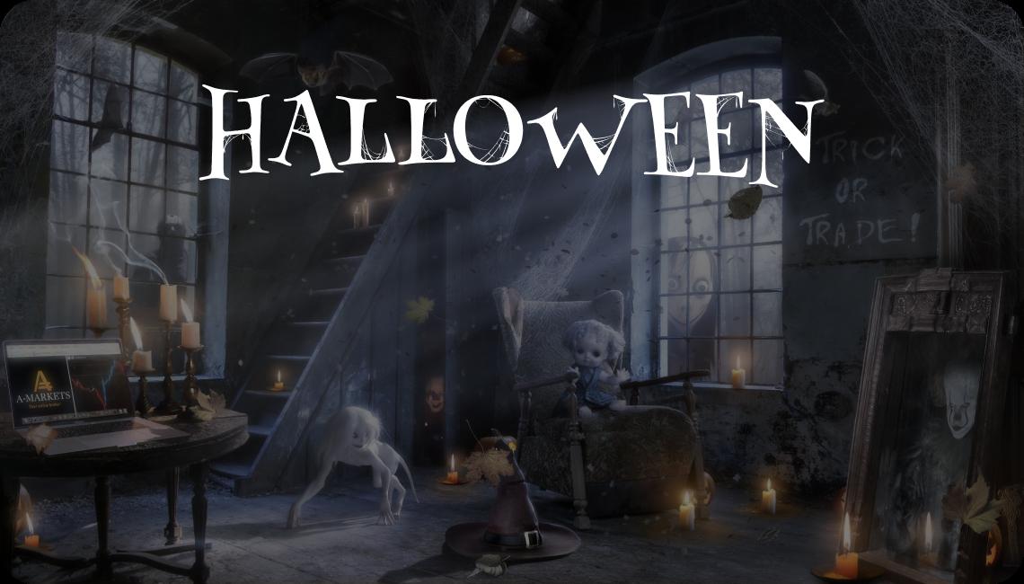 AMarkets - Halloween Special Promo